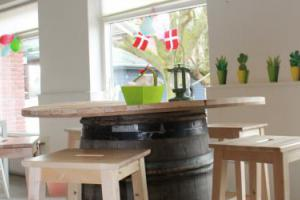 Cafeen rumlepotten børnehave